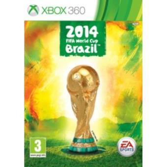 EA Sports 2014 FIFA World Cup - Brazil (Xbox 360) [Importación inglesa]