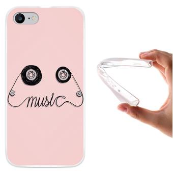 carcasa iphone 7 musica
