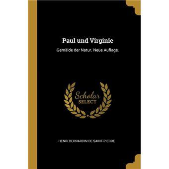 Paul und Virginie Paperback