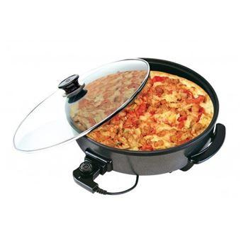 Sarten electrica PizzaPan multifunción