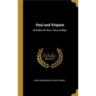 Paul und Virginie HardCover