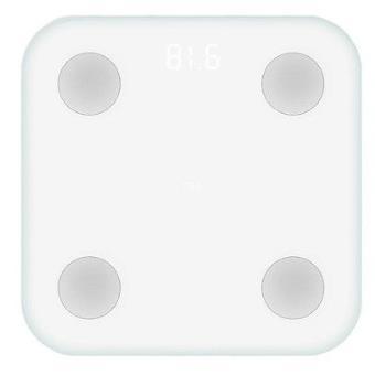 Báscula inteligente Xiaomi Mi Scale 2, Blanca