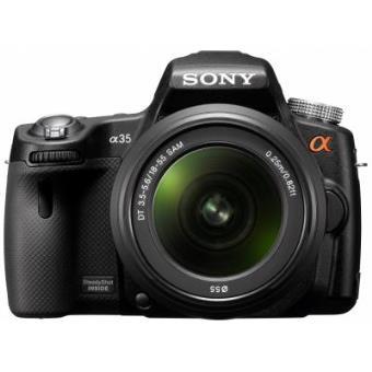 Cámara de fotos digital Sony SLT-A35K