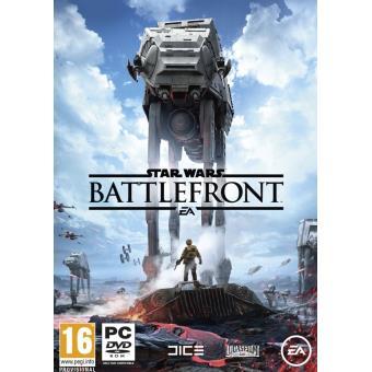 Star Wars Battlefront (pc Dvd) [importación Inglesa]