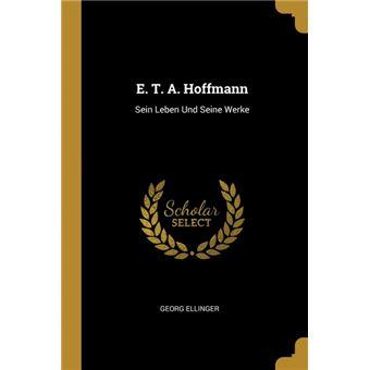 Serie ÚnicaE. T. A. Hoffmann Paperback