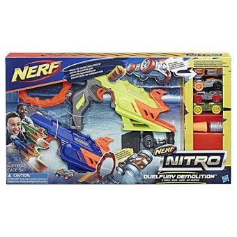 Nerf Nitro DuelFury Demolition Hasbro C0817EU4