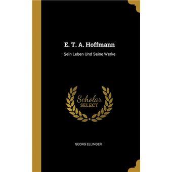 Serie ÚnicaE. T. A. Hoffmann HardCover
