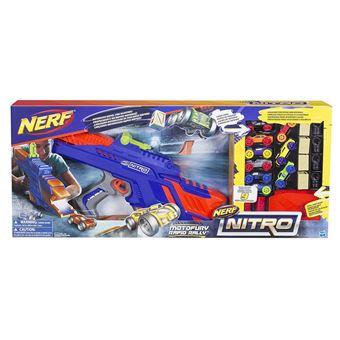 Nerf Nitro MotoFury Rapid Rally Hasbro C0787EU4