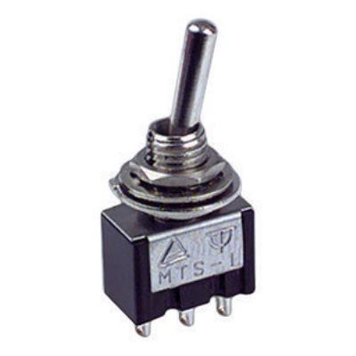 11.435.C/S Interruptor unipolar Tipo Conmutador soldables Electro DH. De 2 posiciones  8430552050635