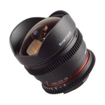 Lente para cámara Samyang 8mm T3.8 VDSLR MC