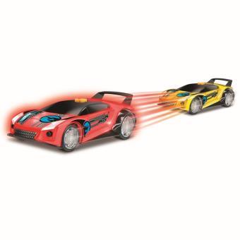 Quick 'N Sik coche de carreras Hyper Racer 90533 Hot Wheels