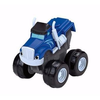 Vehiculo slam&go crusher