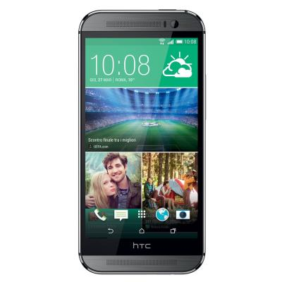 HTC One (M8) (Gris acero)