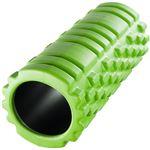 Rodillo de masaje para Yoga, Verde