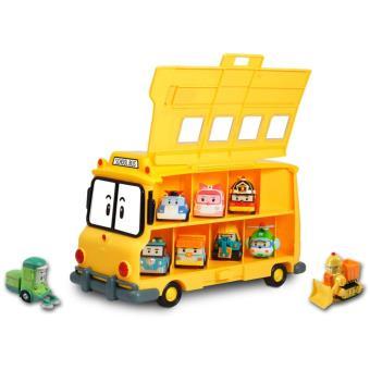 Autobús escolar de juguete SL83148 Robocar Poli