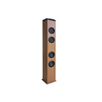 Altavoz Torre De Sonido Bluetooth Daewoo Dks-610 Madera / 40w / radio /usb /aux/ sd