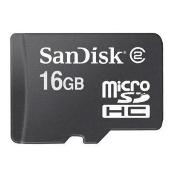 Sandisk MicroSDHC 16GB Class 2 - Memoria flash