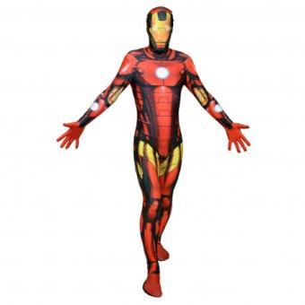 Disfraz Iron Man Classic Morphsuit Original - Talla - L