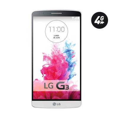 LG G3 - Blanco - 16 Gb - 4G - Smartphone