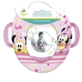 Mini wc con Asas de Minnie Mouse (0/6)