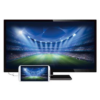 Cable BeMatik conversor MHL a HDMI de 1.8m