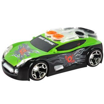 Coche de juguete Street Beatz verde 33456 Road Rippers