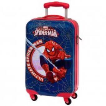 02c722360 Maleta Trolley Spiderman Marvel abs 55cm 4r, Cartera y mochila de infantil,  Los mejores precios | Fnac