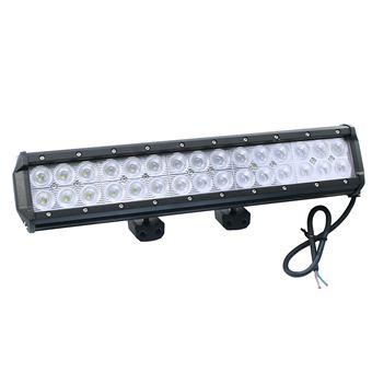 Luces LED de largo alcance para 4x4 y suv 9-32v, 108w equivalente a 1080w flood