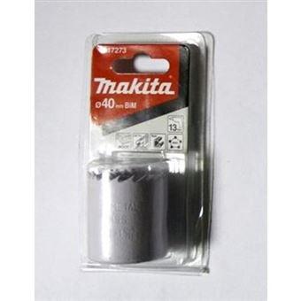 Corona perforadora bimaterial Makita, 127mm. d-17158