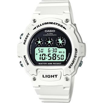 Modelo W 214hc Reloj Casio Digital 7avef W2EH9IDY