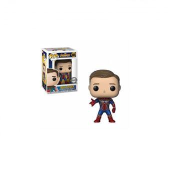Funko Pop! Marvel Avengers Infinity Iron Spider Exclusive