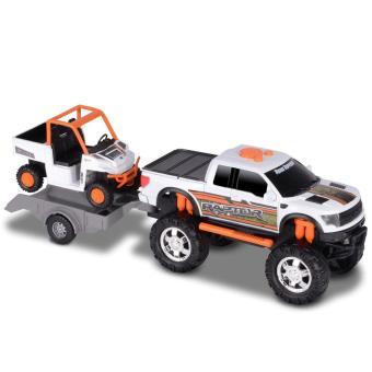 Camioneta de juguete Ford F-150 Raptor 33524 Road Rippers
