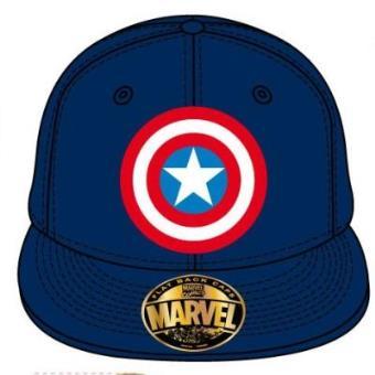 Gorra Marvel Capitán América