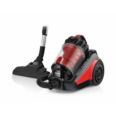 Aspirador Ariete Redforce 2739 Tambor 2.5L 700W A Negro, Rojo