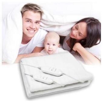 Manta eléctrica para cama de Matrimonio 160X140   Relajación y