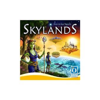 Juego de Mesa Skylands