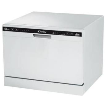 Lavavajillas Candy CDCP 6/E Independiente 6espacios A+ Color blanco