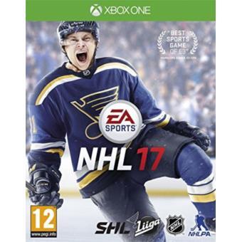 NHL 17 (xbox One) [importación Inglesa]