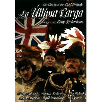 La 218 Ltima Carga The Charge Of The Light Brigade Dvd