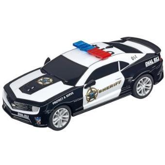 "Carrera GO!!! - Chevrolet Camaro """"Sheriff"""", escala 1:43 (20064031)"