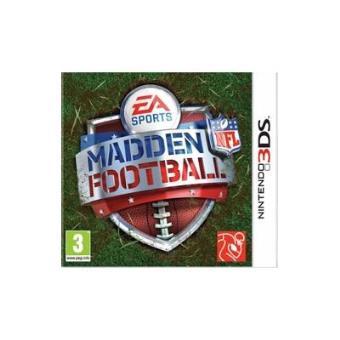 Madden NFL 3D - Nintendo 3DS