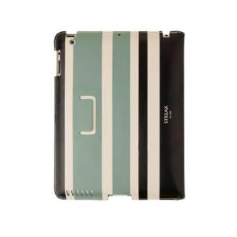 Funda Soporte para iPad 3/4ª Generación (Retina) Uniq Streak Mod Negra/Verde/Blanca
