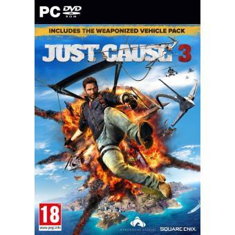Just Cause 3 day 1 Edition (pc Dvd) [importación Inglesa]