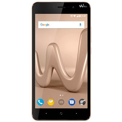 Wiko Smartphone Lenny 4 Plus Gold