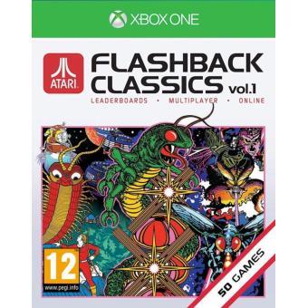 Atari Flashback Classics Collection Vol.1 (xbox One) [importación Inglesa]