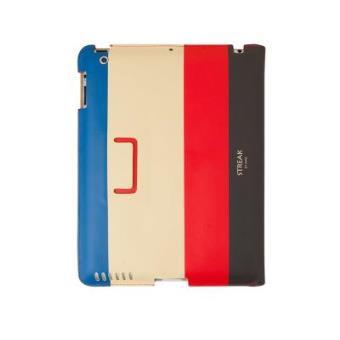 Funda Soporte para iPad 3/4ª Generación (Retina) Uniq Streak Urban Azul/Roja/Gris
