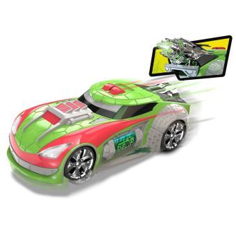 Vehículo Ooze de tortuga Ninja Raphael 70315 Toy State