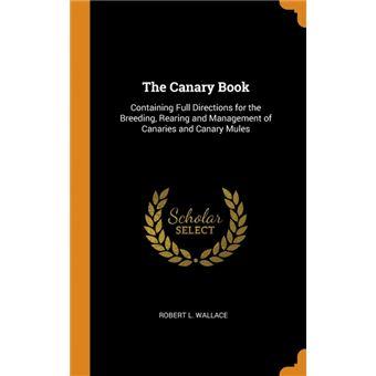 Serie énicaThe Canary Book HardCover