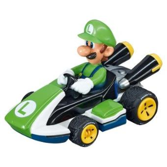 Carrera GO!!! - Nintendo Mario Kart 8 Luigi, escala 1:43 (20064034)