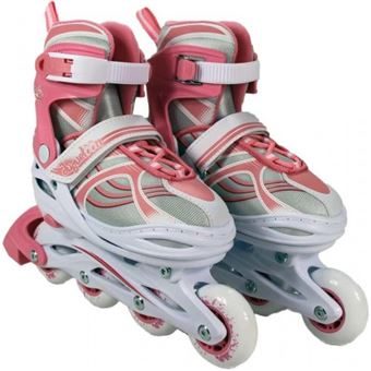 Patines con Casco T30-33 rosa Spoort Kids